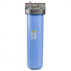 Корпус фильтра для воды Pentek HFPP 1,5 Blue 20BB, Магистральный, Big Blue, 20-ти дюймовый, резьба 1+1/2 дюймa