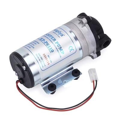 Насос для обратного осмоса Kaplya P 6110, сменный мотор для повышения давления 1,8 л/мин, 110 psi, 220/24В, 1,5А