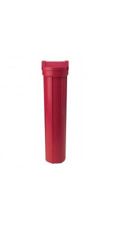 Фильтр для горячей воды Pentek (Pentair) Standard Red 3/4 #20, Магистральный корпус, колба 20 дюймовый, резьба 3/4 дюйма