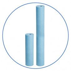 Картридж фильтра для воды Aquafilter FCPS 5 AB, 10-ти дюймовый, 5 мкм, полипропиленовое волокно BACINIX