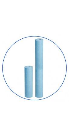 Картридж фильтра для воды Aquafilter FCPS 20 AB, 10-ти дюймовый, 20 мкм, полипропиленовое волокно BACINIX