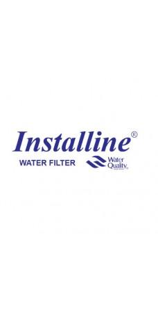 Корпус фильтра для воды Installine FW 1001, Системный, 10-ти дюймовый, резьба 1/4 дюйма