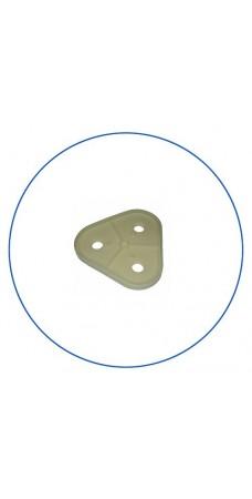 Диафрагма Aquafilter OR M 1205011, прокладка, уплотнитель для помпы, насоса, системы обратного осмоса, фильтра