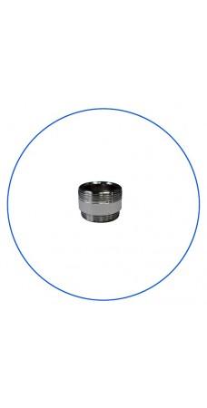 Адаптер Aquafilter FXFTP, Муфта коннектор для соединения настольного фильтра с краном