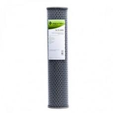 Картридж фильтра для воды Pentek NCP 20 BB, 20-ти дюймовый 20 Big Blue, 10 мкм, гофрированная целлюлоза полиэстер, уголь