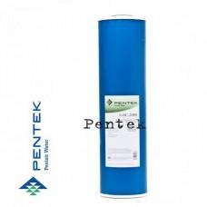 Картридж фильтра для воды Pentek GAC 20BB, 20-ти дюймовый 20 Big blue, 20 мкм, активированный уголь