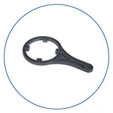 Ключ для корпуса 10 дюймов Aquafilter FXWR 1 BL, Универсальный для фильтра, систем обратного осмоса, Пластиковый