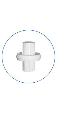 Фитинг соединитель Aquafilter CC 25,коннектор, перлятор для картриджей диаметром 2 1/2″