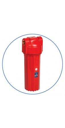 Корпус фильтра для горячей воды Aquafilter FHHOT 34 HPR, магистральный, 10-ти дюймовый,  резьба 3/4 дюйма