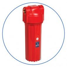Корпус фильтра для горячей воды Aquafilter FHHOT 1 HPR, магистральный, 10-ти дюймовый,  резьба 1 дюйм