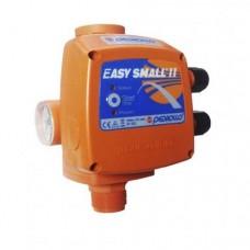 Реле давления Pedrollo EASYSMALL II G, Электронный регулятор давления для однофазных насосов, защита от сухого хода, до 1,5 кВт, манометр