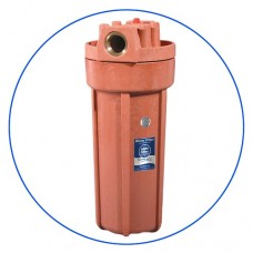 Корпус фильтра для горячей воды Aquafilter FHHOT 20-1, магистральный, 20-ти дюймовый,  резьба 3/4 дюйма