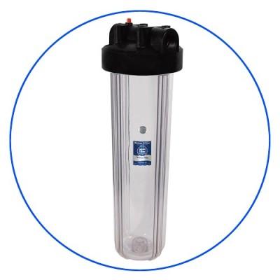 Корпус фильтра для воды Aquafilter FHBC 20 B1, Магистральный, 20-ти дюймовый, Big Blue резьба 1 дюйм