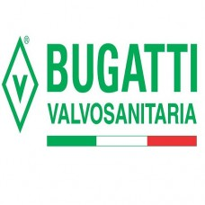 Кран шаровой Valvosanitaria Bugatti B 605 R 1 HB PPk, 1″, резьба наружная, внутренняя, ручка рычаг красная
