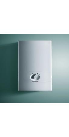 Водонагреватель проточный электрический Vaillant VED (18 кВт), 380 В, до 12 л/мин, стабилизирующий клапан, системный