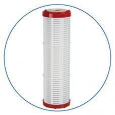 Картридж фильтра для горячей воды Aquafilter FCPHH 20 M, 10-ти дюймовый, 20 мкм, нейлон, сетка нержавеющая сталь
