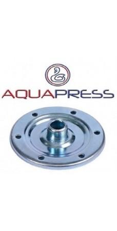 """Фланец Aquapress 145х1"""" для гидроаккумуляторов 24/50/80/100/150/200 литров, диаметр 145 мм."""