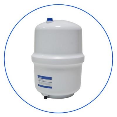 Бак Aquafilter PRO 3200 P, Резервуар пластиковый для системы обратного осмоса, фильтра, 12 литров