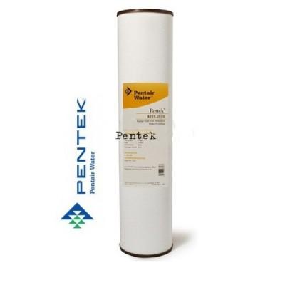 Картридж фильтра для воды Pentek RFFE 20BB, 20-ти дюймовый 20 Big Blue, уменьшает содержание железа