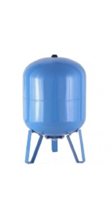 Гидроаккумулятор Aquapress AFC 80 V, для автоматических станций водоснабжения, 80 литров, вертикальный, мембранный бак