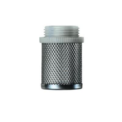 """Фильтр сетчатый IVR 995 1″, из нержавейки для донного клапана 1"""", наружная резьба"""
