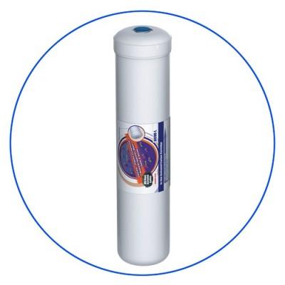 Постфильтр Aquafilter AICRO L для обратного осмоса, картридж фильтра для воды, гранулированный активированный уголь