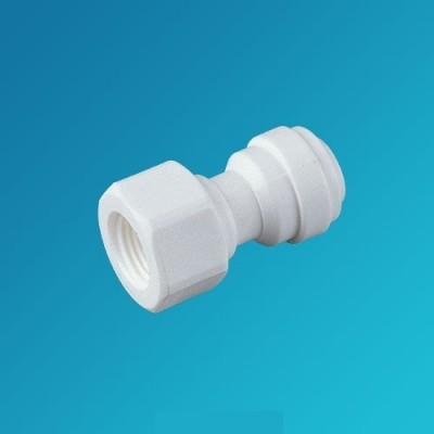 Фитинг прямой Organic FA 0404, Коннектор 1/4 цанга – 1/4 внутренняя резьба