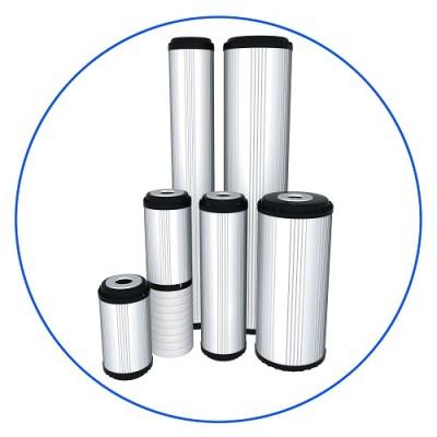 Картридж фильтра для воды Aquafilter FCCA L, 20-ти дюймовый, битумный активированный уголь