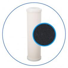 Картридж фильтра для воды Aquafilter FCCERB, 10-ти дюймовый, керамика и активированный уголь, 0,3 мкм