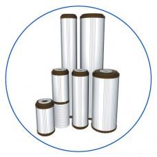 Картридж фильтра для воды Aquafilter FCCFE STO, 10-ти дюймовый, полипропилен, устраняет ионы железа