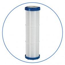 Картридж фильтра для воды Aquafilter FCPNN 20 M, 10-ти дюймовый, 20 мкм, полипропилен, нейлоновая сетка