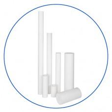 Картридж фильтра для воды Aquafilter FCPS 50M10B, 10-ти дюймовый 10 Big Blue, 50 мкм, полипропиленовое волокно
