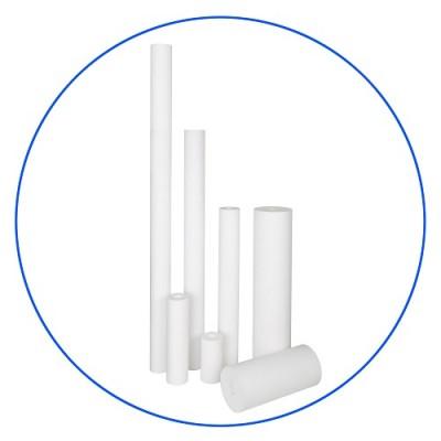 Картридж фильтра для воды Aquafilter FCPS 20M20B, 20-ти дюймовый 20 Big Blue, 20 мкм, полипропиленовое волокно