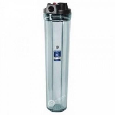 Корпус фильтра для воды Aquafilter FHPRC L, Магистральный, 20-ти дюймовый, резьба 3/4 дюйма