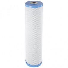 Картридж фильтра для воды Pentek EPM 20BB, 20-ти дюймовый 20 Big Blue, 10 мкм, активированный уголь