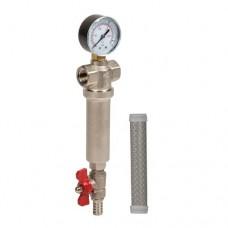 Фильтр для воды Aquafilter FHMB 12, Магистральный, самоочистительный, резьба 1/2 дюйма