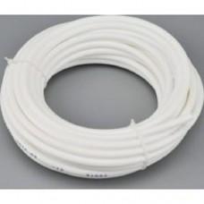 Трубка John Guest (JG) PE 14, Шланг гибкий соединительный, 1/4 дюйма, белый, (за метр)