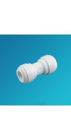 Фитинг прямой Organic UC 0604, коннектор муфта 3/8 цанга – 1/4 цанга