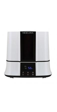 Увлажнитель воздуха Neoclima SPS-905, До 60 м², 30/130 Вт, ультразвуковой, холодный+теплый пар, 250 мл/ч., гигростат, озонатор, термометр, бак 6 литров, пульт ДУ
