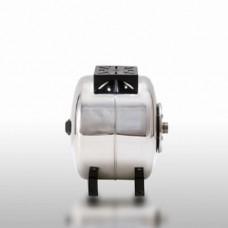 Гидроаккумулятор Aquapress AFC 24 C INOX, для автоматических станций водоснабжения, Нержавейка, 24 литра, горизонтальный, мембранный бак