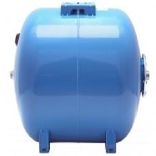 Гидроаккумулятор Aquapress AFC 100 С, для автоматических станций водоснабжения, горизонтальный, 100 литров, мембранный бак