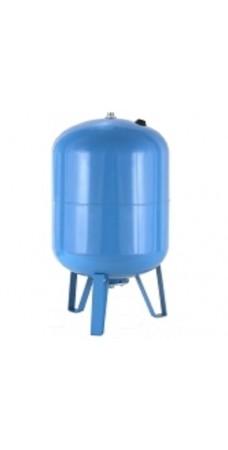 Гидроаккумулятор Aquapress AFC 100 V,  для автоматических станций водоснабжения, вертикальный, 100 литров, мембранный бак