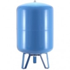 Гидроаккумулятор Aquapress AFC 150 V, для автоматических станций водоснабжения, вертикальный, 150 литров, мембранный бак