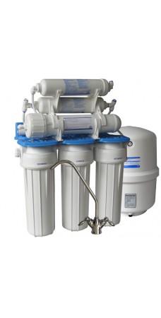Фильтр для воды Aquafilter RO 150 L, Под мойку, cистема обратного осмоса, 20-ти дюймовые картриджи