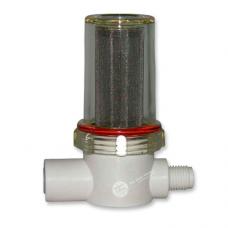 Фильтр для воды Aquafilter FXO 80 L, Предфильтр механической очистки с входом и выходом 1/4″ картридж из нержавеющей стали