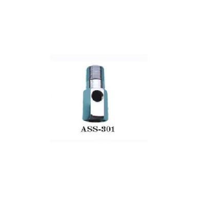 Адаптер Filtop ASS 301, Коннектор хромированный латунный, резьба 1/2 наружная на 1/2 внутренняя на 1/4 внутренняя