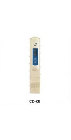 Измеритель качества воды Filtop CD KR, Тест для воды TDS для проверки правильности работы системы обратного осмоса, фильтра