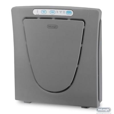 Очиститель воздуха Delonghi DAP-700, До 25 м², 50 Вт, антиаллергический, от дыма и запаха дыма, ионизатор, 3 фильтра, 3 скорости
