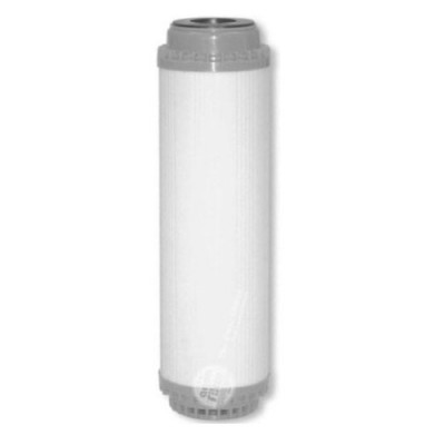 Картридж фильтра для воды Aquafilter FCCB, 10-ти дюймовый, антрацит. актив. уголь и уголь кокосовых орехов