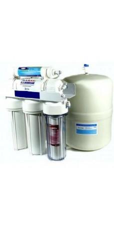 Фильтр для воды Filtop AF 750 T PG, Под мойку, 7-ми ступенчатая система обратного осмоса, двойной кран